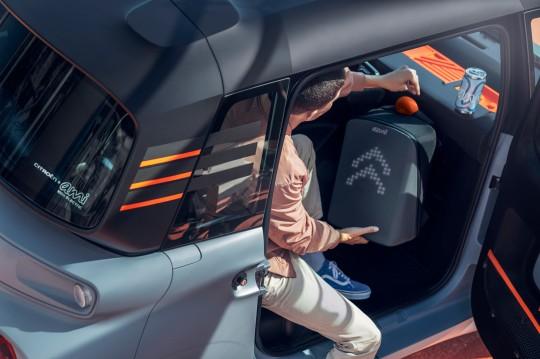 Citroen Uran Mobility AMI Reveal