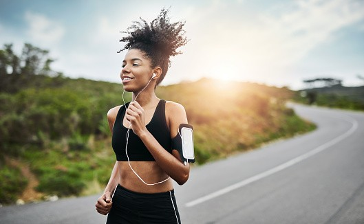 Running towards a healthier and happier lifestyle