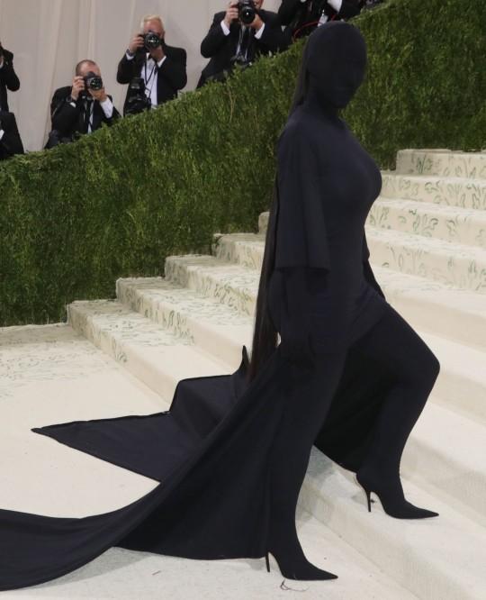 Kim Kardashian Met Gala 2021