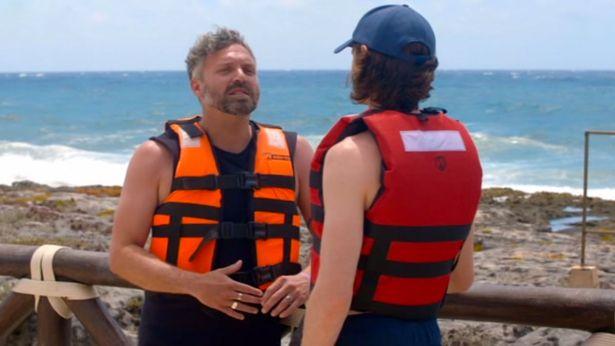 MAFS UK Daniel and Matt on their honeymoon
