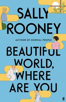 Beautiful World Where Are You Sally Rooney