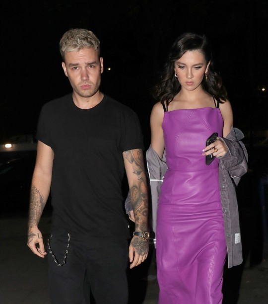 Liam Payne and Maya Henry leaving Laylow together. 23 Sep 2021 Pictured: Liam Payne, Maya Henry. Photo credit: TOT/MEGA TheMegaAgency.com +1 888 505 6342