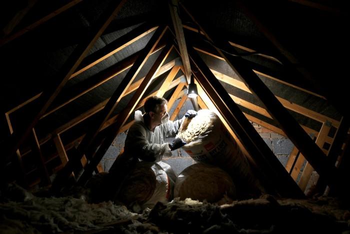 Loft insulation