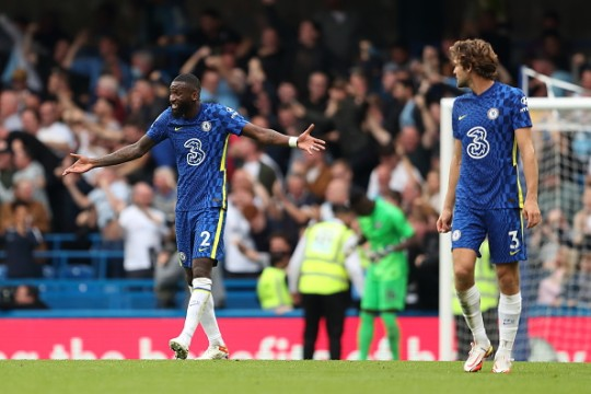The Blues suffered their first Premier League defeat of the season against City.