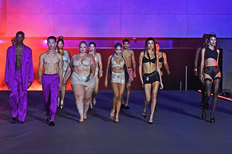 Image: Savage x Fenty, Vanessa Hudgens and cast, Photographer: Kevin Mazur