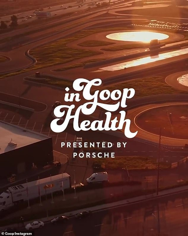 'Can't wait to see you there!'Gwyneth will next host the in-person Goop Health Summit on November 7 in Carson, CA where summit passes cost either $1,000 or $1,450