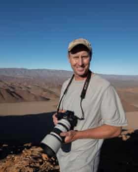 Photographer Chris Fallows