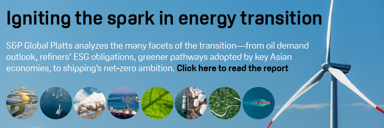 Igniting the spark of energy transition   S&P Global Platts Special Report