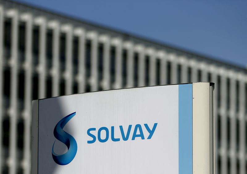 Activist Bluebell calls for Solvay board to oust CEO - letter