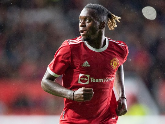 Wan-Bissaka has been impressive for United since his move from Crystal Palace.