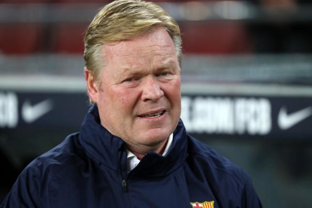 Barcelona make decision over Ronald Koeman's future
