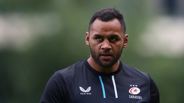 Billy Vunipola is fit and fired up for the new season, but Saracens director Mark McCall isn't sure whether he's over his Lions hurt