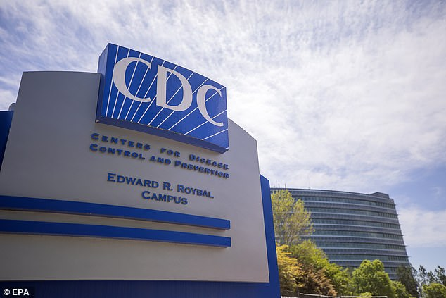 The CDC's Advisory Committee on Immunization Practices voted on Thursday to recommend boosters for certain at-risk groups Pictured: CDC headquarters in Atlanta, Georgia