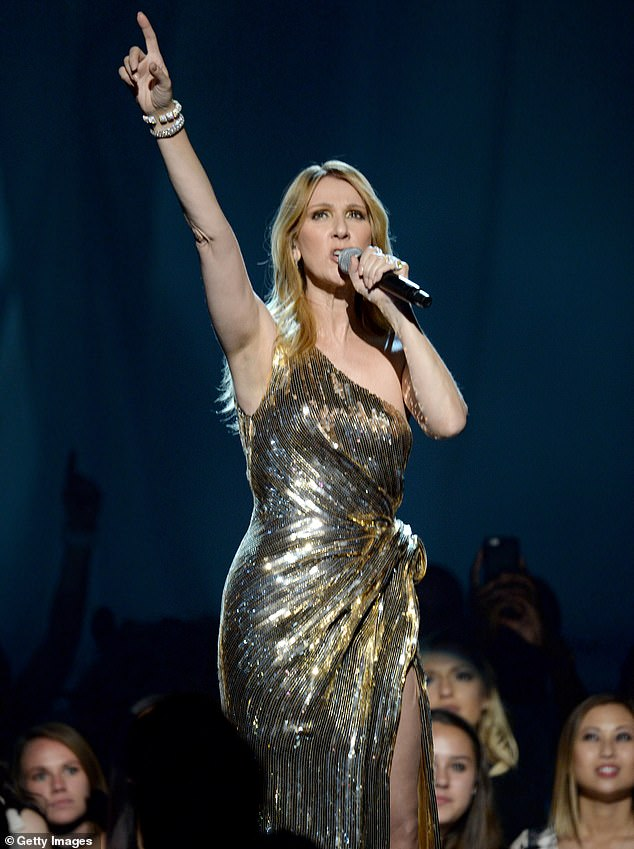You go girl: Celine Dion is to be the subject of a new documentary film. Sony Music Entertainment's Premium Content Division, in partnership with SME Canada and Vermilion Films, has announced the feature-length project which will focus on the highs and lows of Celine's phenomenal 40-year career; seen in 2016