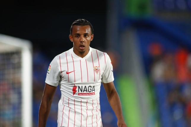 Chelsea remain keen on signing Sevilla defender Jules Kounde