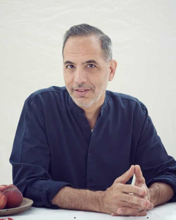 Yotam Ottolenghi: 'Claudia is truly global in her scope.'