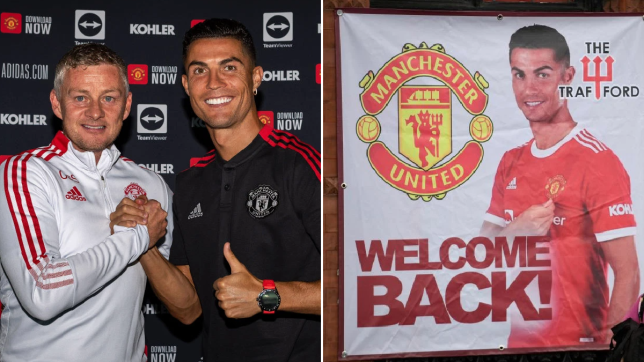 Cristiano Ronaldo issues rallying cry ahead of second Manchester United debut vs Newcastle