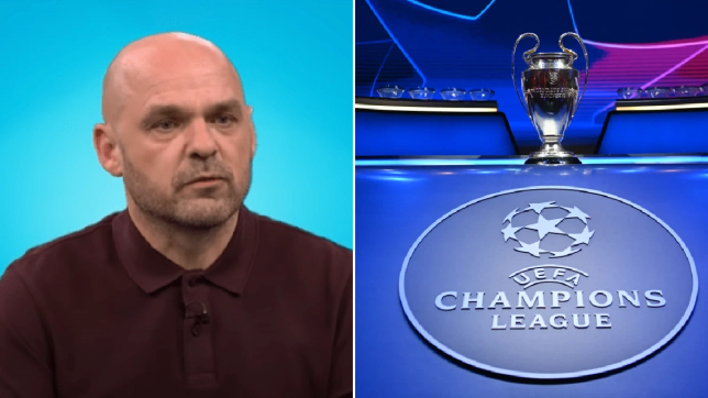 Danny Murphy has named his six picks to win the Champions League