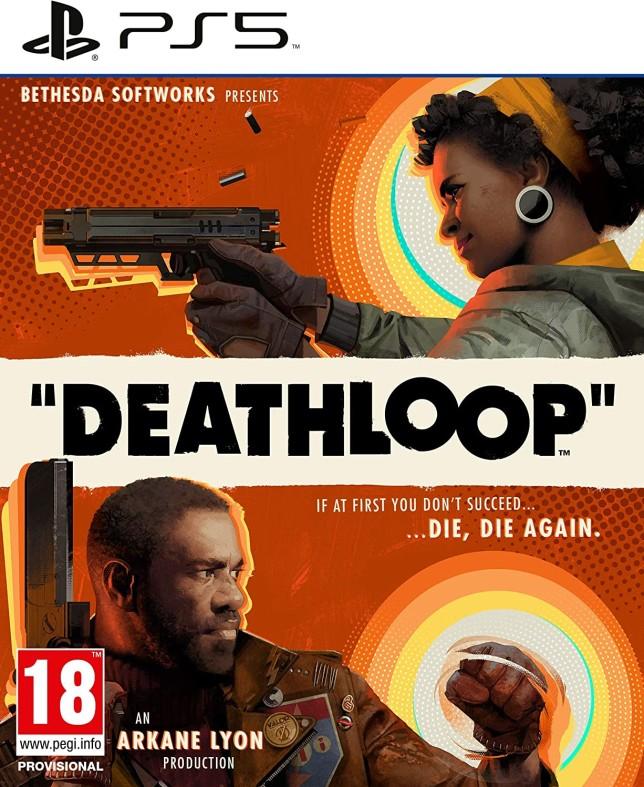 Deathloop box