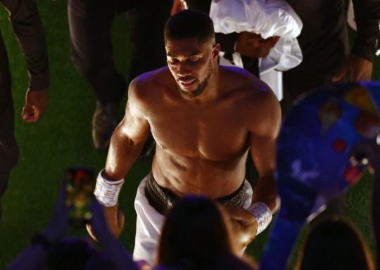 Eddie Hearn insists Anthony Joshua vs Tyson Fury will still happen