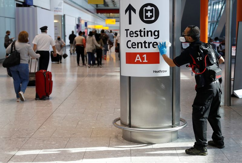England's COVID-19 travel rules simplified in boost to industry