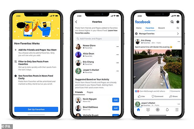 Facebook quietly changed an algorithm in 2018 to prioritise reshared material, only for it to backfire and cause misinformation, toxicity and violent content to become 'inordinately prevalent' on the platform, leaked internal documents have revealed