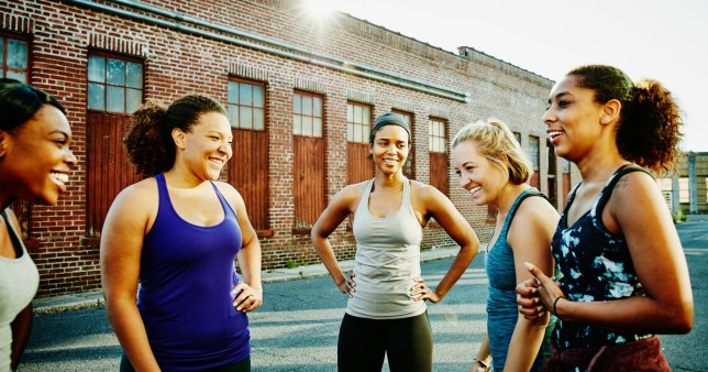 national fitness day: women on what fitness means to them