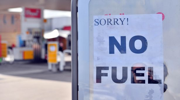 Are petrol prices rising because of panic buyers? We take a look