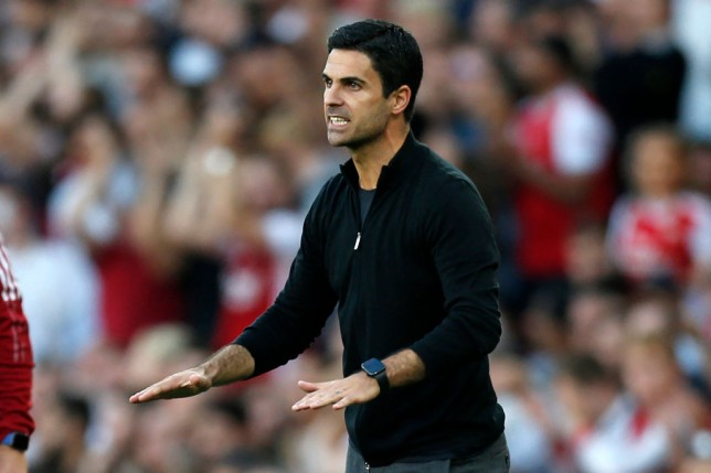 Arteta relieved some of the pressure on himself with a big win in the derby