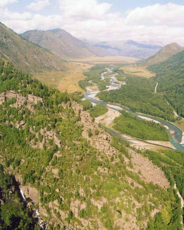 Eleke Sazy valley.