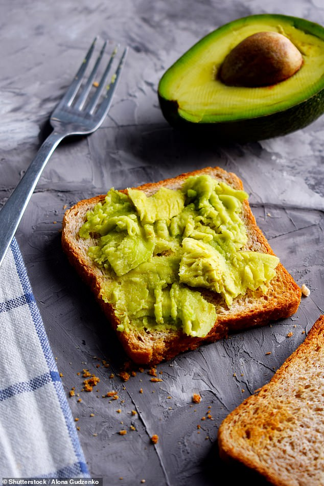 Richard Mackenzie, a professor of life sciences at the University of Roehampton in London and co-author of the study, suggested the high quantity of fibre in avocados, which slows down the digestion process, was keeping participants fuller for longer and so less likely to snack