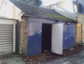MAP House before its transformation …