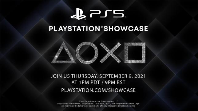 PlayStation Showcase advert