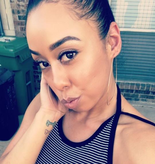 Amber Spratt Jones selfie