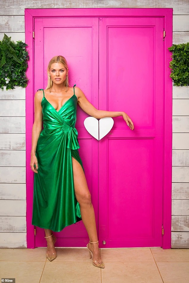 Come on on: Inside the incredible $3.5million Love Island Australia villa in Byron Bay... ahead of the highly-anticipated new season. Pictured host Sophie Monk