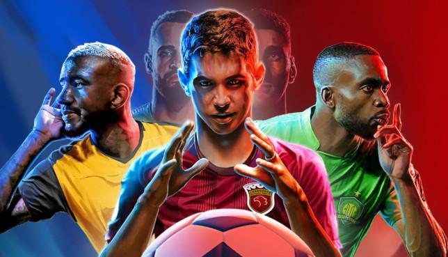 Sociable Soccer '22 artwork