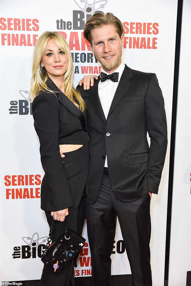 The latest:Kaley Cuoco's estranged husband Karl Cook has listed 'TBD' as the date of their separation in their ongoing split, short for 'to be determined.' The former couple was snapped in 2019 in Pasadena, California
