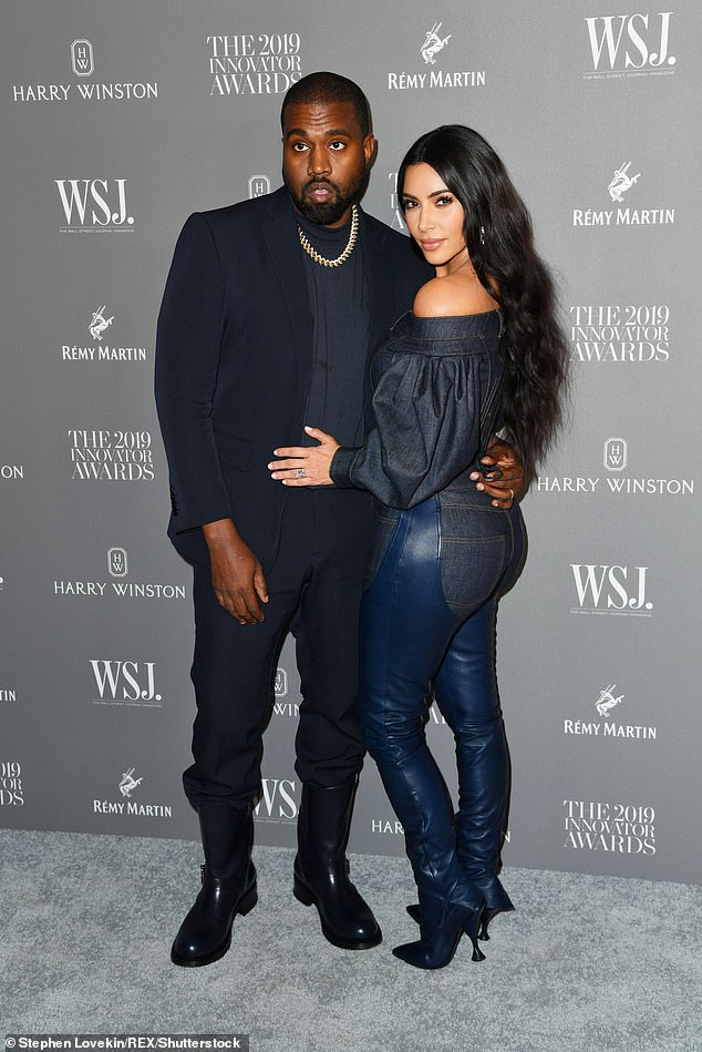 Back on?They are reportedly privately working on rekindling their relationship. And Kanye West 'wants to get back' with Kim Kardashian, according to Us Weekly 's source, seen November 6, 2019