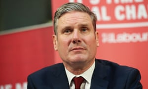 """Labour Party Conference<br>EMBARGOED TO 2230 WEDNESDAY SEPTEMBER 22 File photo dated 06/12/19 of Labour Party leader Sir Keir Starmer who has said he wants Labour to be """"Britain's bricks and mortar"""" as he set out his vision for his party and the country. Issue date: Wednesday September 22, 2021. PA Photo. In an essay published by The Fabian Society, Sir Keir has set out his bid to reset his leadership and craft an ambition for what Labour would look like in Government ahead of his first in-person appearance at a party conference as leader.See PA story POLITICS Labour Starmer. Photo credit should read: Jonathan Brady/PA Wire"""