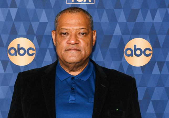 Laurence Fishburne attends ABC Television's Winter Press Tour 2020