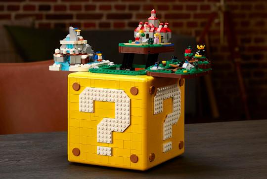 Lego Super Mario 64 ? Block set