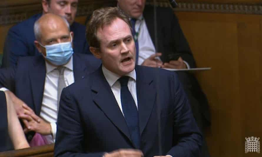 Conservative MP Tom Tugendhat said the risks for those left behind are growing every day