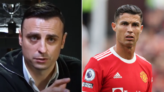 Dimitar Berbatov believes some Manchester United players will be 'unhappy' about Cristiano Ronaldo's arrival