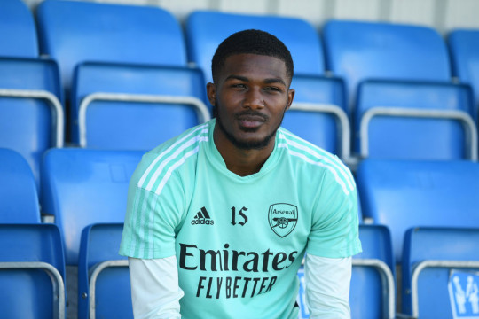Maitland-Niles had a move to Everton blocked on deadline day