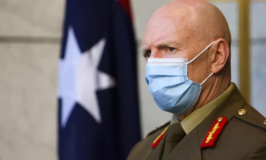 The Covid-19 vaccine taskforce, led by commander Lt Gen John Frewen, hopes to lift vaccination rates in Indigenous communities.