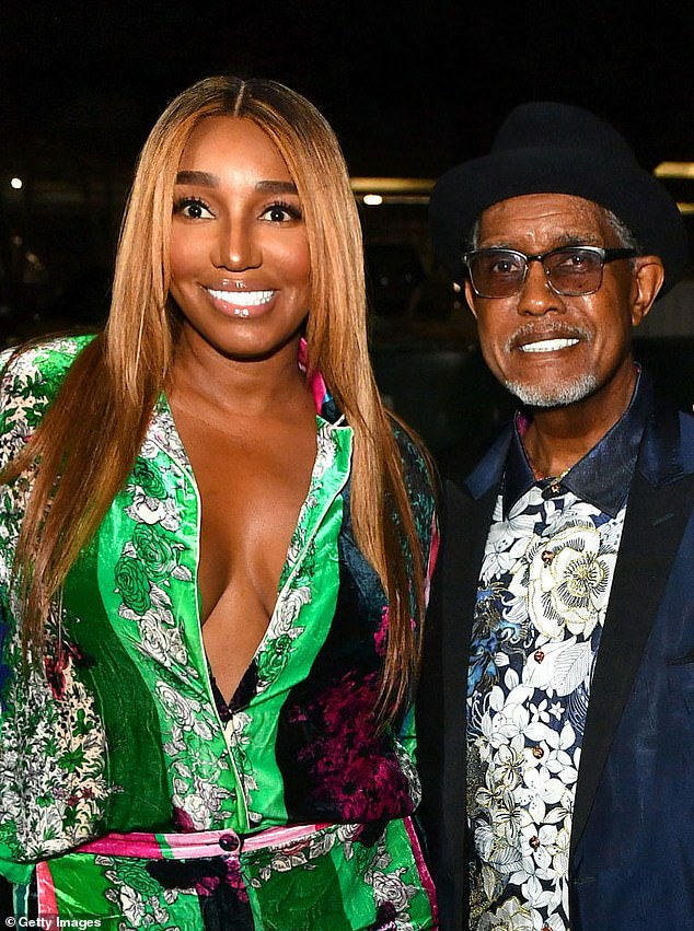 Tragedy: NeNe Leakes husband Gregg Leakes dies at 66 after battling colon cancer (Pictured in May this year at an event in Duluth, Georgia.)