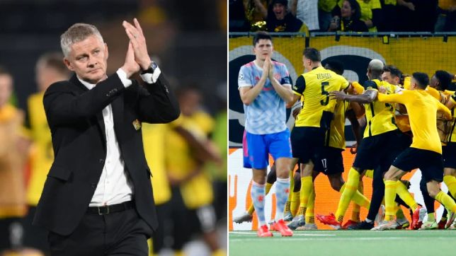 Ole Gunnar Solskjaer defends defensive tactics and back five switch in Manchester United's shock loss to Young Boys