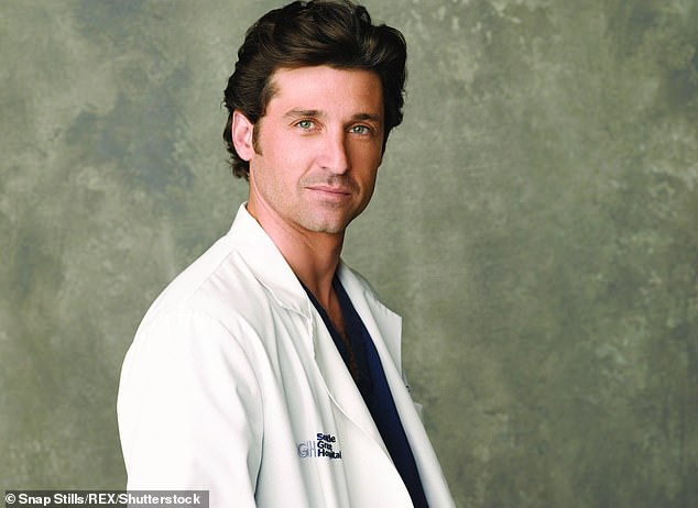 On set terror?Patrick Dempsey has been accused of 'terrorizing the set' of Grey's Anatomy and even giving certain castmates 'PTSD' from their experiences with him