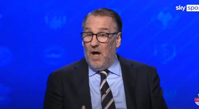 Paul Merson has taken a swipe at Tottenham with a comparison to Chelsea