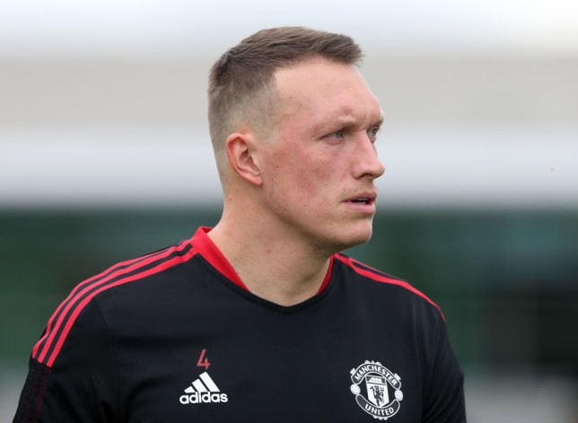 Phil Jones hasn't played a first team game for Manchester United since May 2019
